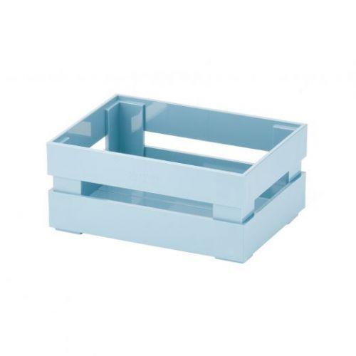 Ящик для хранения Tidy & Store S 15,3x11,2x7 см голубой