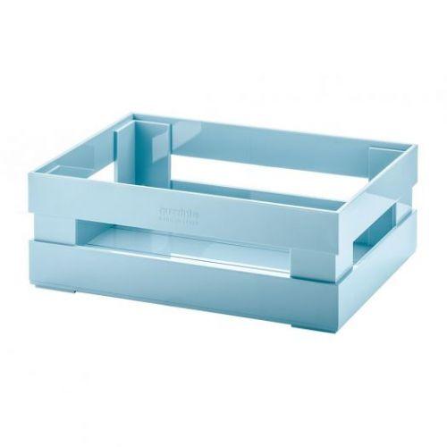 Ящик для хранения Tidy & Store S 22,4х5,4х8,7 см голубой