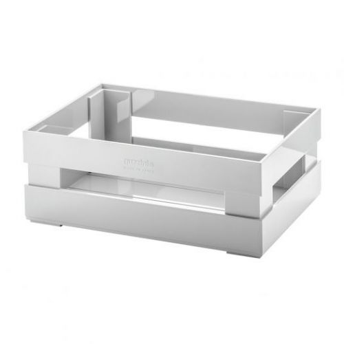 Ящик для хранения Tidy & Store S 22,4х5,4х8,7 см светло-серый