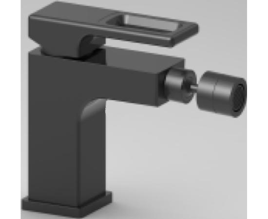 Черный смеситель для биде Gappo G5017-6