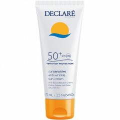 Солнцезащитный крем SPF 50+ с омолаживающим действием