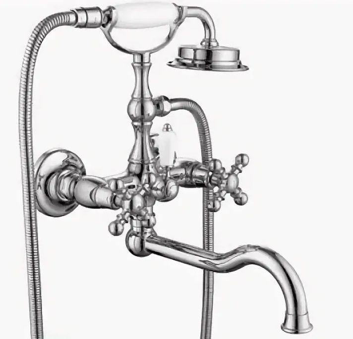 Смеситель для ванны Gappo G3289
