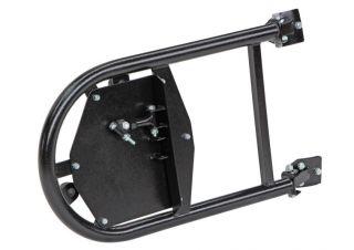 Кронштейн (калитка) запасного колеса УАЗ 3163 Патриот
