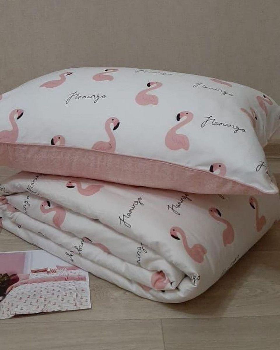 Сатиновые комплекты постельного белья для малышей