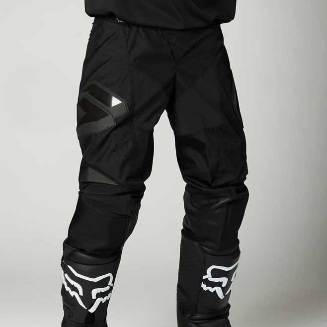 Shift White Label Blak Black/Black штаны для мотокросса