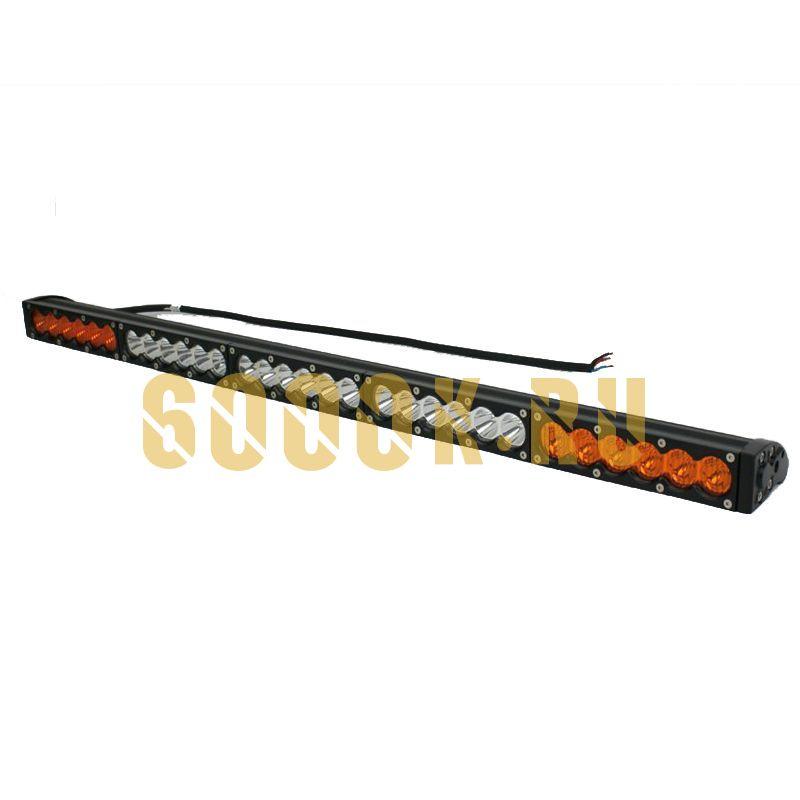 Однорядная светодиодная CREE балка 150W COMBO