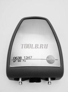 Точный зонд давления, 100 Па, в прочном металлическом корпусе Testo