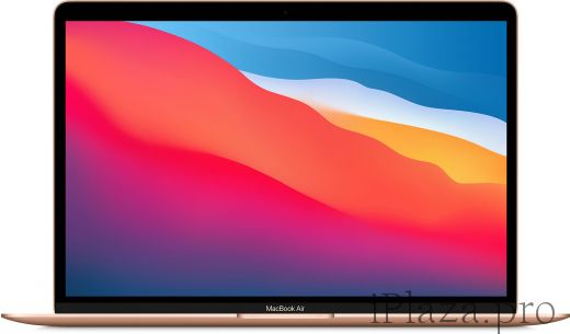 Apple MacBook Air (M1, 2020) 8 ГБ, 512 ГБ SSD, золотой, MGNE3RU/A