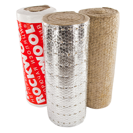 Rockwool ALU WIRED MAT 105 (25 мм)