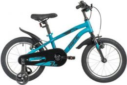 Велосипед Novatrack Prime 16 синий