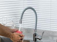 Смеситель для кухни Frud R42052-31 Серый