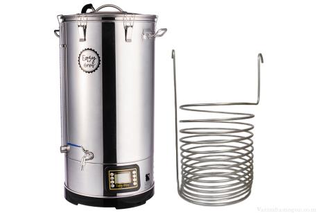 Автоматическая пивоварня Easy Brew-70, с чиллером