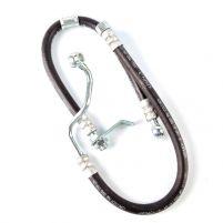 RK07017 * 2110-3408018/8080/8100 * Шланги высокого давления ГУР для а/м 2110,2170, компл. 2 шт. + трубка, кронштейн, н.о.