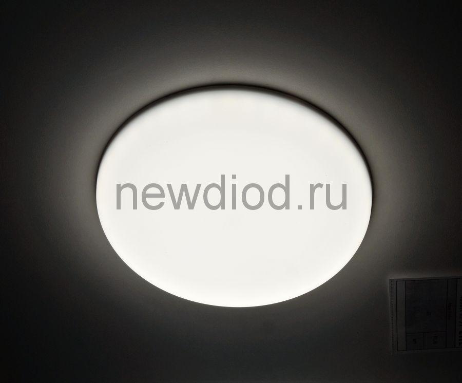 Светильник встраиваемый OREOL Element 24W-6м² 170mm универсальный монтаж 70-160mm 4000K КРУГ