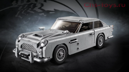 Конструктор LEPIN Creator James Bond Aston Martin DB5 21046 (Аналог LEGO Creator 10262) 1450 дет
