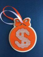 Сувенир, украшение на елку, оригинальная новогодняя игрушка. ЗНАК ДОЛЛАР