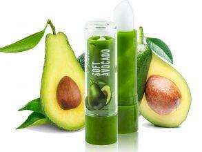 Защитный бальзам для губ Soft Avocado