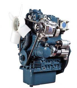Двигатель дизельный Kubota Z602