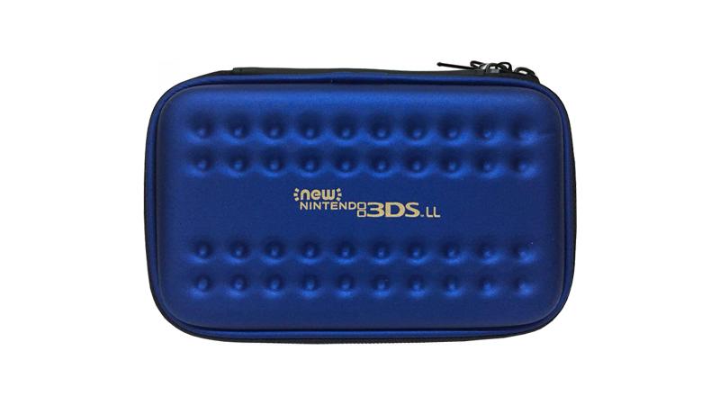Чехол Жесткий Blue для New Nintendo 3DS XL