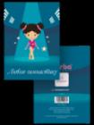 Блокнот для художественной гимнастики Verba Sport