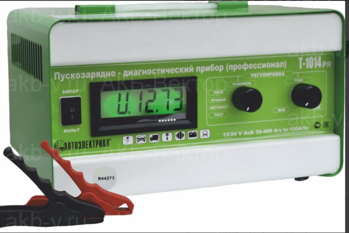 Автоэлектрика Т-1014Р WET,AGM,GEL