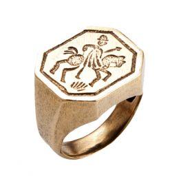 Перстень Всадник