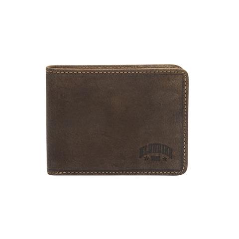 Бумажник Klondike Billy, коричневый
