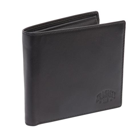 Бумажник Klondike Claim, черный