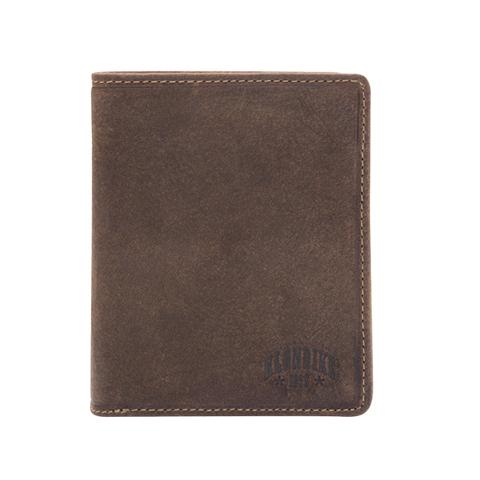 Бумажник Klondike Eric, коричневый