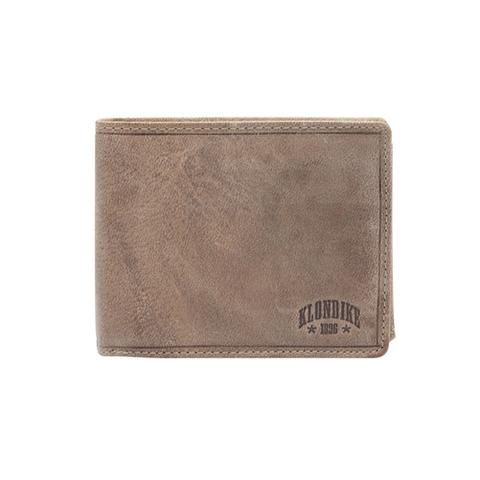 Бумажник Klondike Rob, коричневый