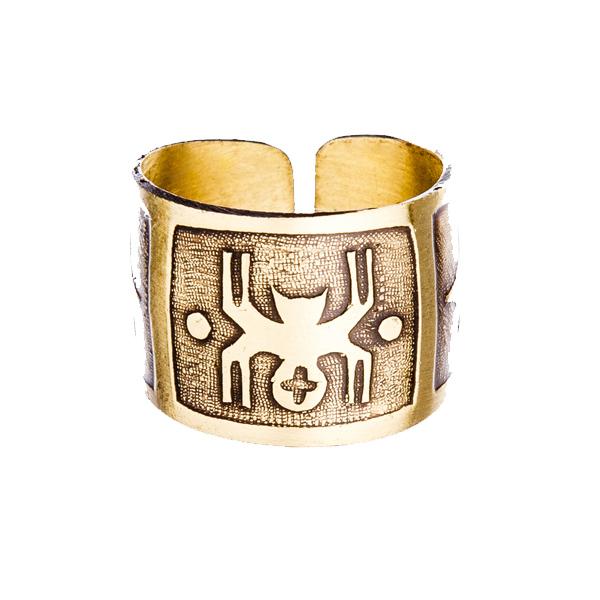 Перстень Паук