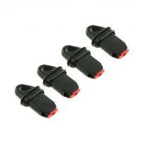 RK01144 * Ремкомплект фиксатора двери для а/м 2123 (компл. 4 шт)