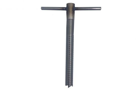 Ввертыш Сибтермо нержавейка приваренная ручка диаметр 16 длина 130мм