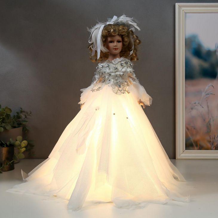 Светильник-кукла Констанция