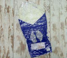 Комплект на выписку 5-KM004-BB синий, ткань барби