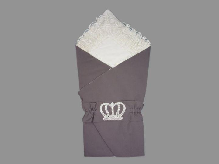 Комплект на выписку 5-KM004-BB корона цвет серый, барби