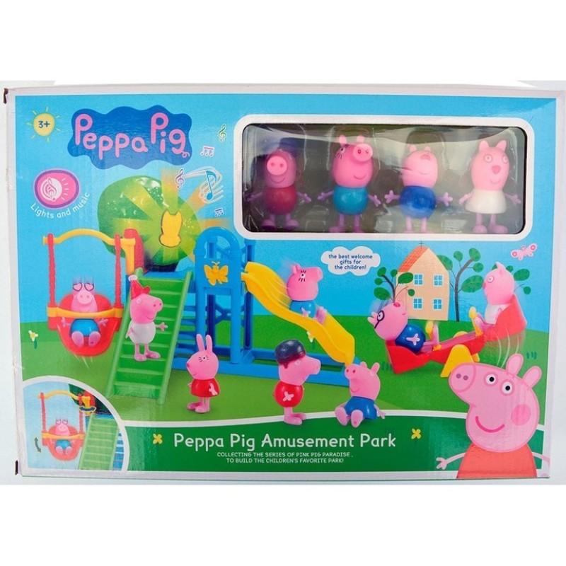 Игровой набор Свинка Пеппа Peppa, Pig Amusement park