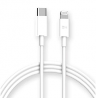 Кабель Type-C/Lighting MFi Xiaomi ZMI 30см (AL871) Белый