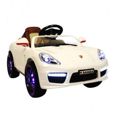 Детский электромобиль А444АА (кожа-EVA)