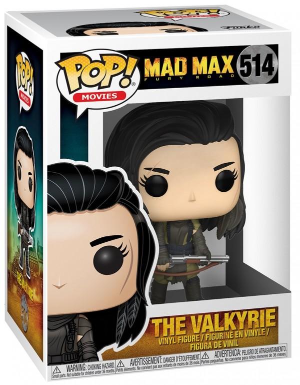 Фигурка Funko POP! Vinyl: Mad Max: Fury Road: Valkyrie 28025