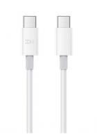 Кабель ZMI USB Type-C - USB Type-C (AL301) 1.5 м ( Белый )