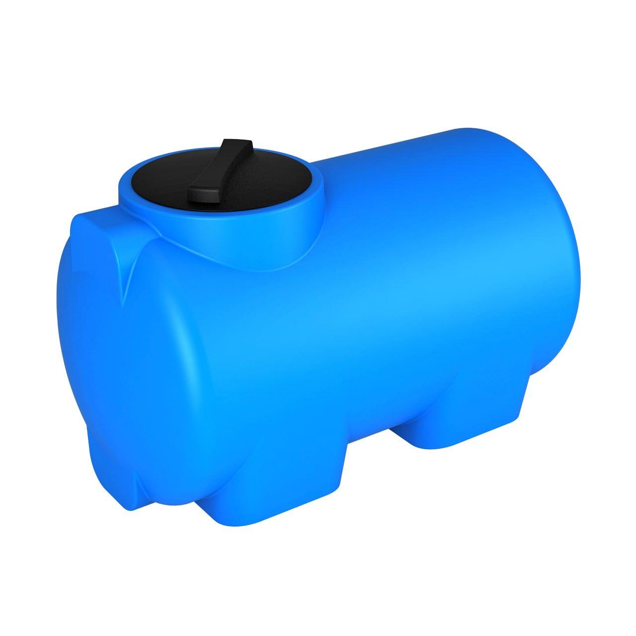 Емкость H 300 литров пластиковая