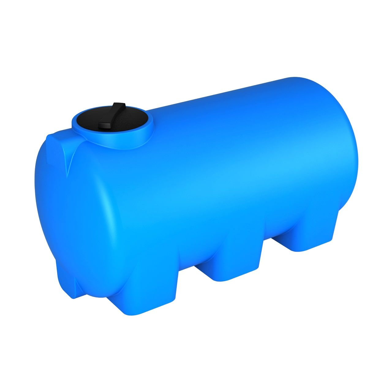 Емкость H 1000 литров пластиковая