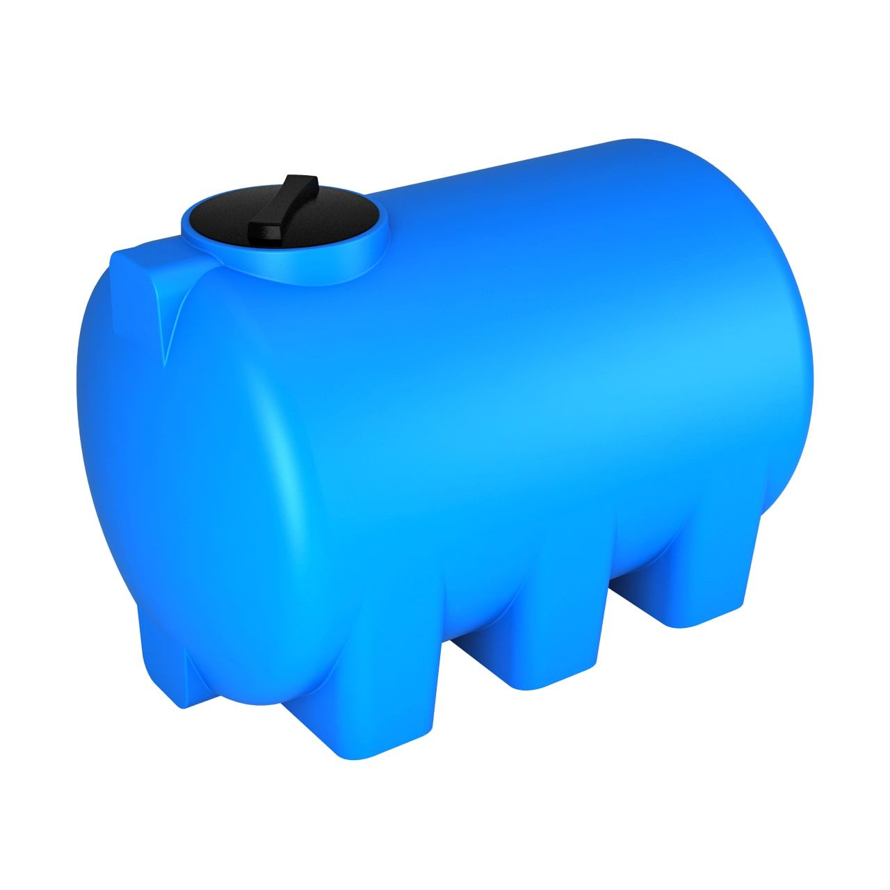 Емкость H 3000 литров пластиковая