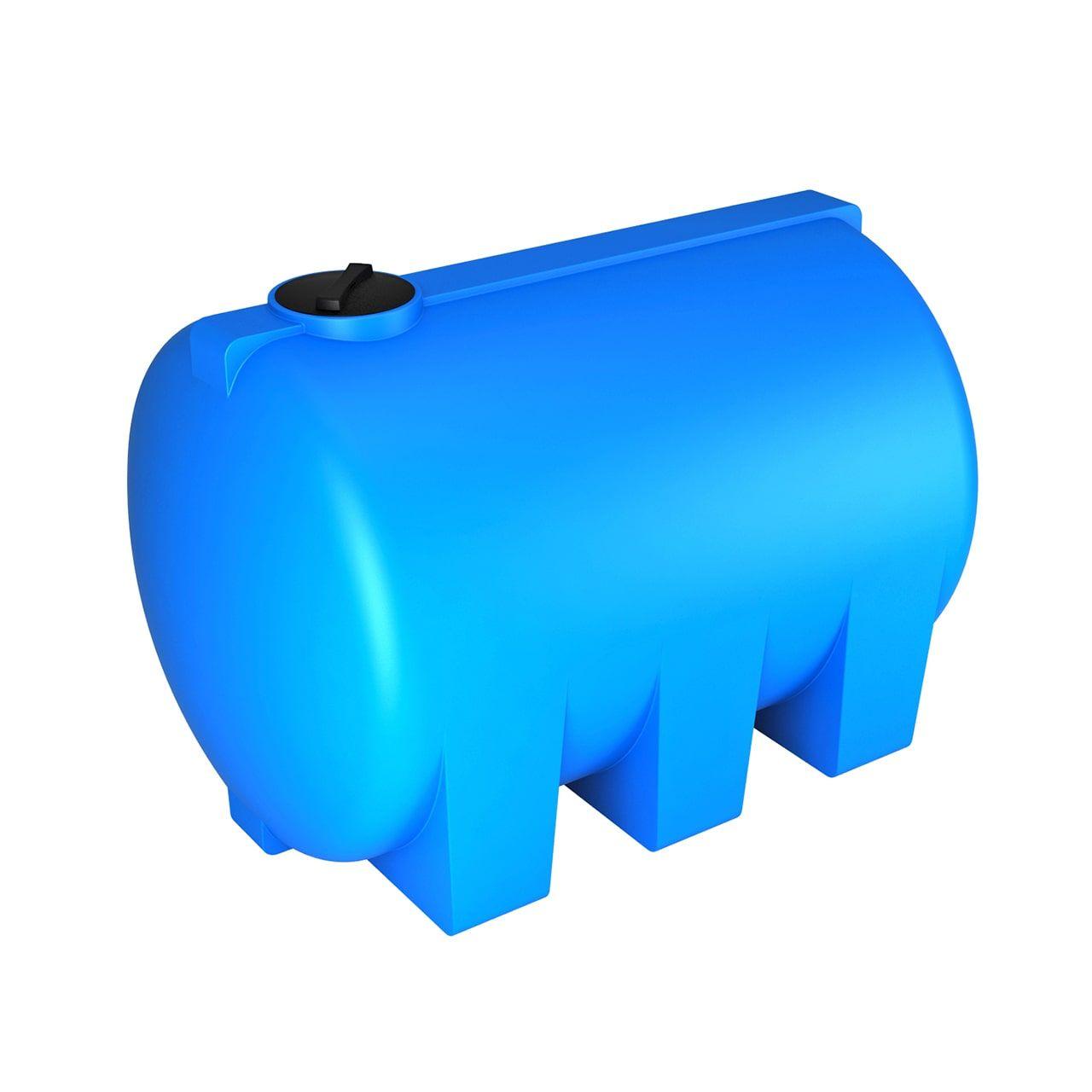 Емкость H 8000 литров пластиковая