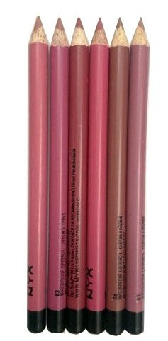 Набор карандашей для губ NYX