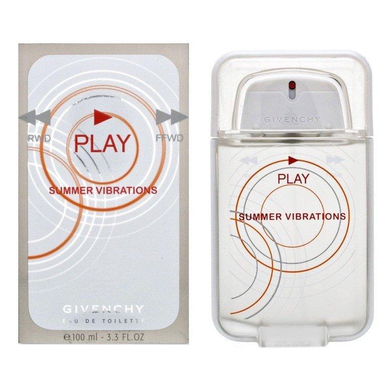 Туалетная вода Givenchy Play Summer Vibrations For Men 100 ml (Sale)