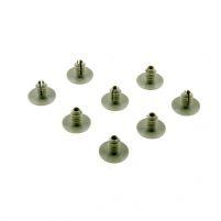 RK14037 * 2112-5702154 * Пистон крепления обивки потолка для а/м 2110-2112, 2170, 2190, 1117-1119, VES, 2123 серый нового образца (компл. 8 шт.)