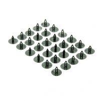 RK14039 * 2110-5002722 * Пистон крепления обивки капота для а/м 2101-2107, 2108-21099, 2113-2115, 2110-2112 нового образца (компл. 30 шт.)