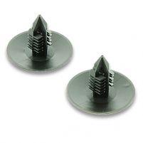 RK14042 * 7703077435 * Пистон крепления подкрылка для а/м LAR, Renault Logan внешний (компл. 2 шт.)